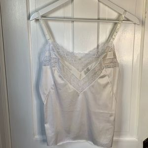 VANITY FAIR 70s Vintage With Tags Satin Cami SZ 36